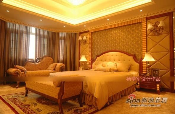 简约 复式 卧室图片来自用户2737786973在10万营造180平古典欧式设计81的分享