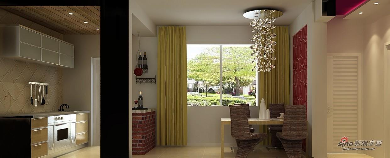 简约 二居 餐厅图片来自用户2737782783在华美简约现代风72的分享