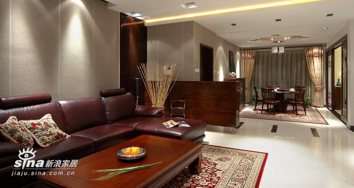 中式 别墅 客厅图片来自用户2740483635在现代中式风格作品47的分享