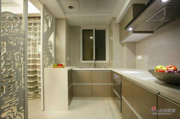 厨房简约设计