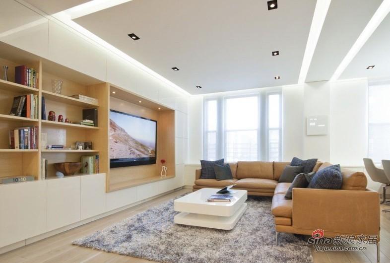 简约 二居 客厅图片来自用户2558728947在6.5万打造98平经济实用简约两居室55的分享