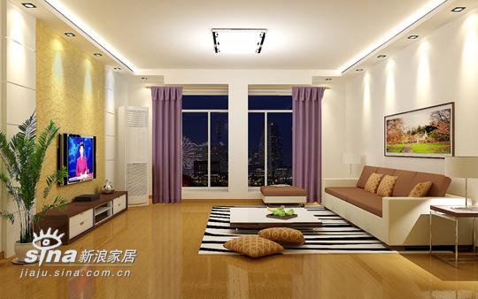 简约 三居 客厅图片来自用户2738829145在我的专辑324249的分享