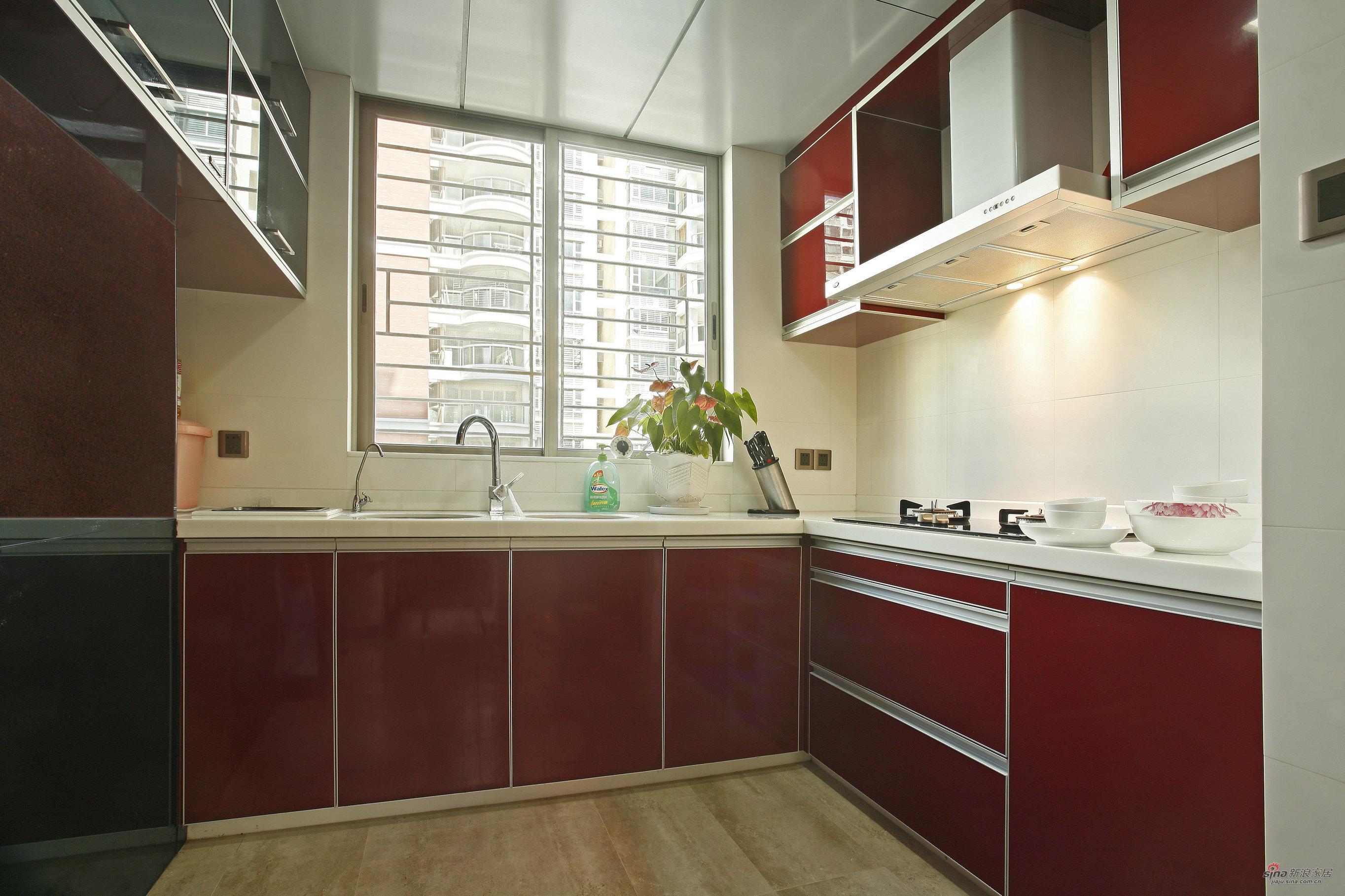 欧式 三居 厨房图片来自用户2557013183在85后情侣用心构筑130平欧式爱家72的分享