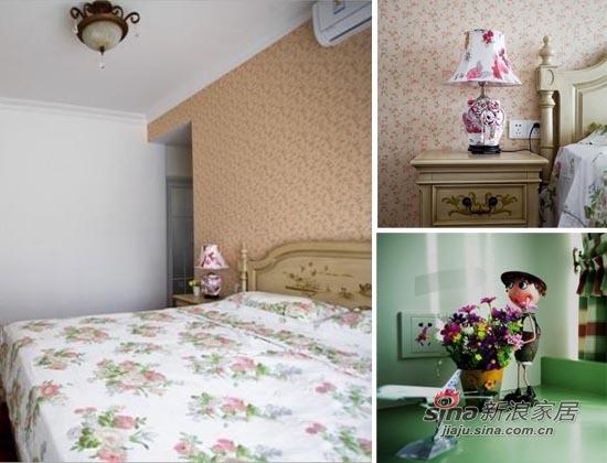田园 二居 卧室图片来自用户2737946093在我的专辑142432的分享