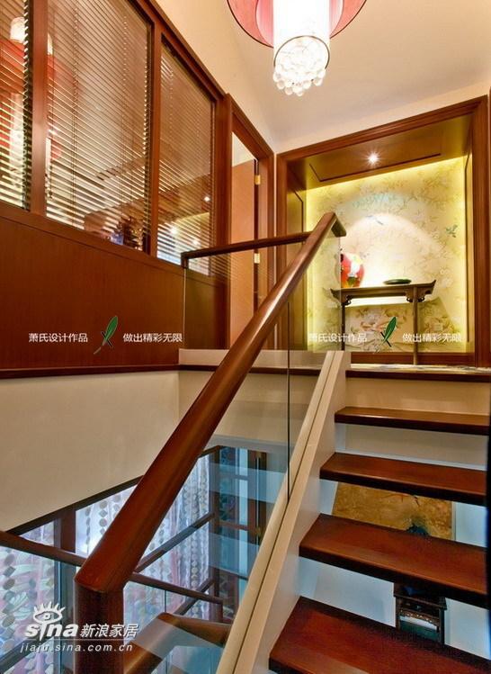 其他 别墅 楼梯图片来自用户2558746857在温情中国的奢华17的分享