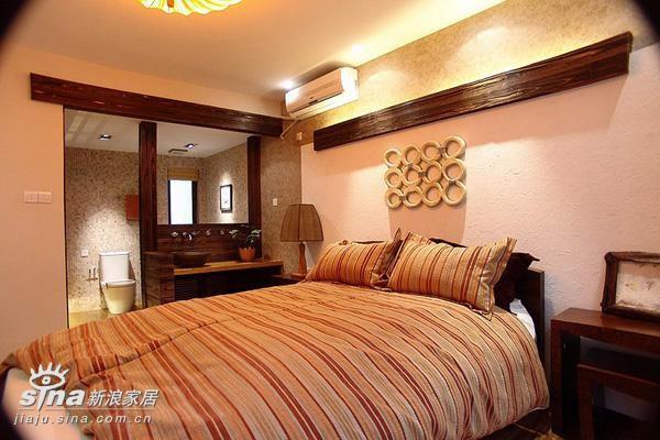 欧式 三居 卧室图片来自用户2746948411在雅宝新城样板间59的分享