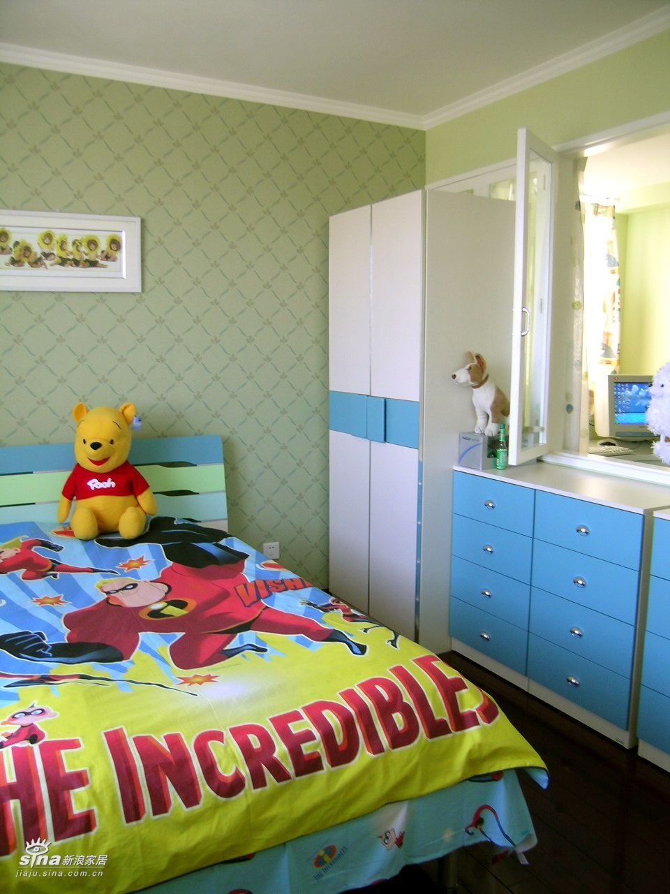 简约 一居 儿童房图片来自用户2738829145在国典花园71的分享