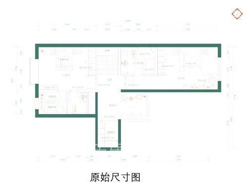 二层平面家居布置图