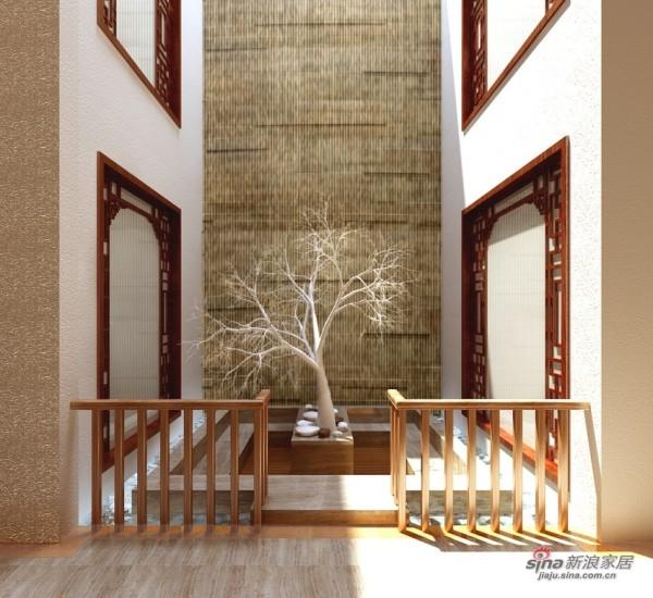 新中式-空中花园
