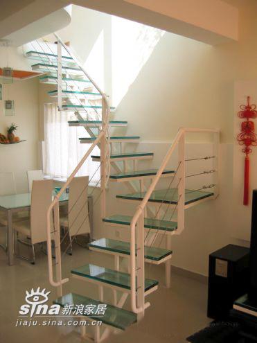 简约 跃层 楼梯图片来自用户2559456651在孙先生家实景照片54的分享