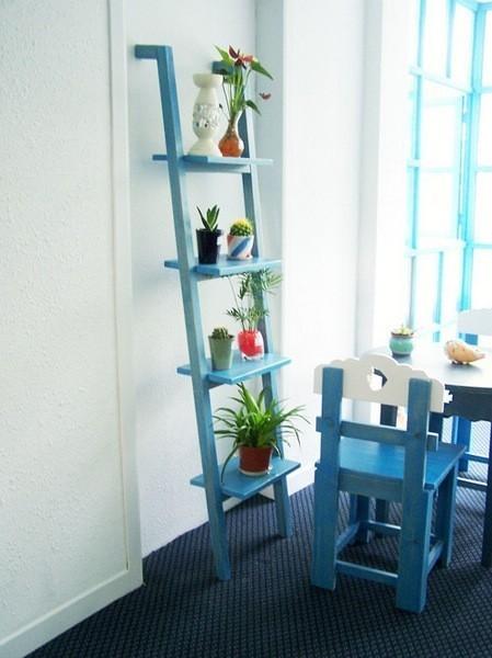 可以放阳台 植物架