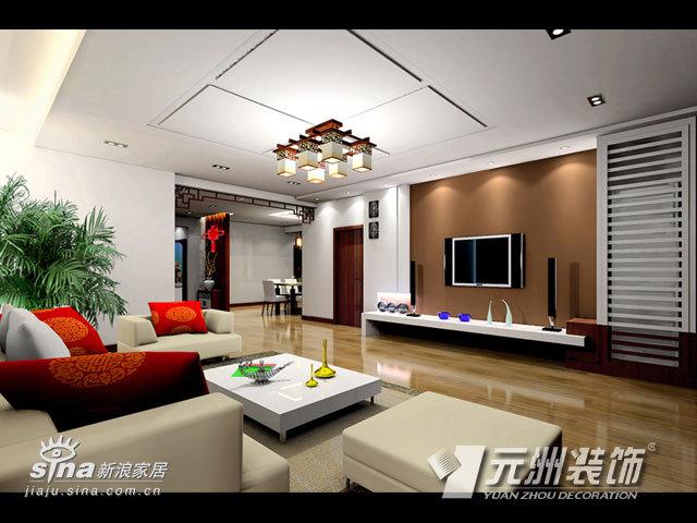 简约 三居 客厅图片来自用户2739081033在金海国际44的分享
