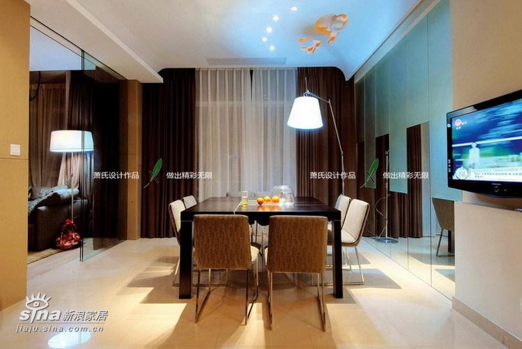 简约 别墅 餐厅图片来自用户2738829145在瑞虹新城19的分享