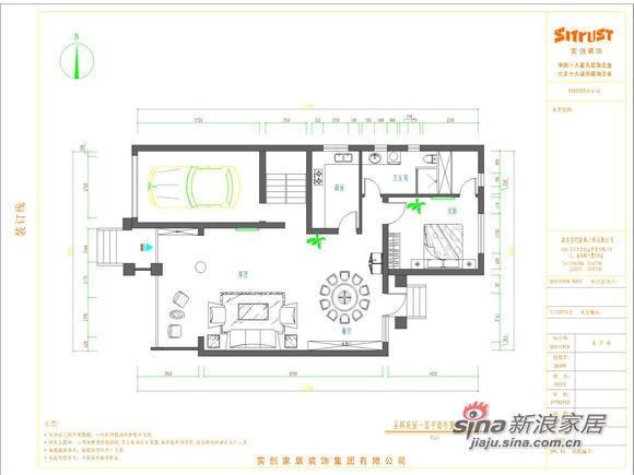 中式 别墅 其他图片来自用户1907696363在22万装315㎡中式风格独栋别墅64的分享