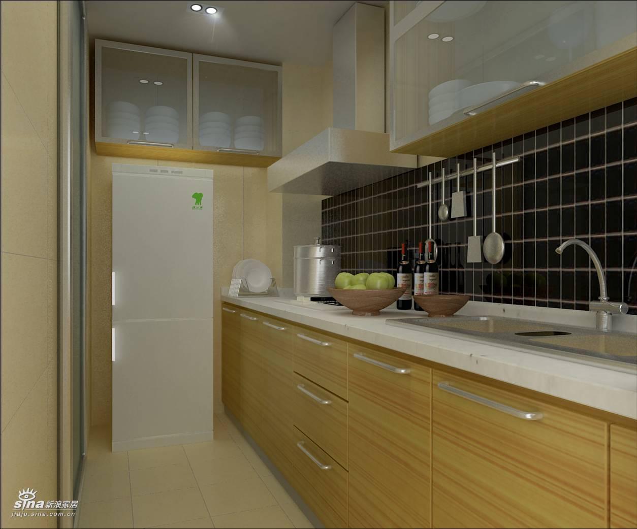 其他 二居 厨房图片来自用户2558746857在时尚新贵38的分享