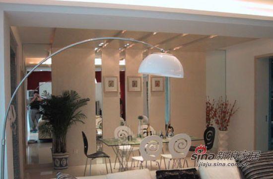 简约 二居 餐厅图片来自用户2739081033在88平现代简约品质生活空间91的分享