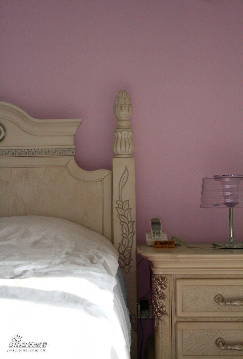 欧式 二居 卧室图片来自用户2745758987在东方雅苑40的分享