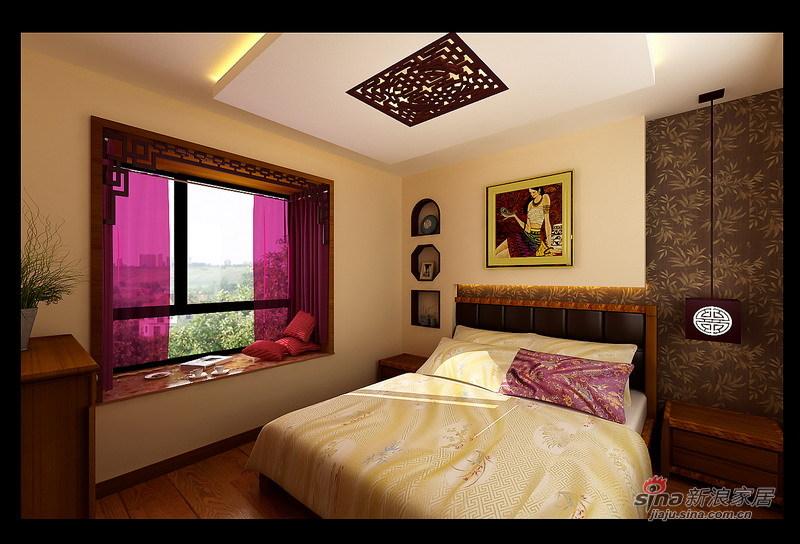 其他 二居 卧室图片来自用户2737948467在我的专辑635274的分享