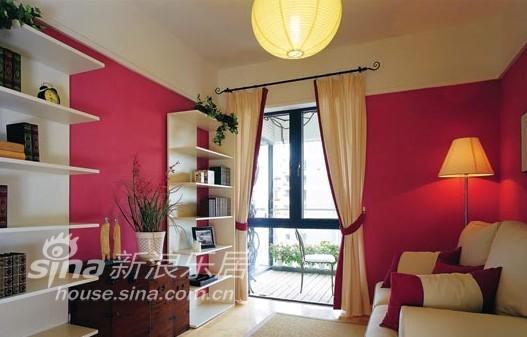 简约 三居 书房图片来自用户2559456651在现代和欧式元素混搭清爽、淡雅3居室34的分享