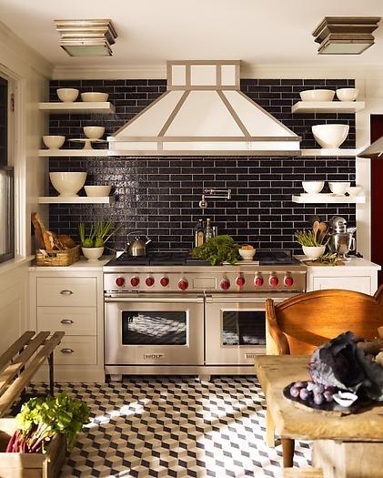 厨房 收纳图片来自用户2771736967在简单而自然 17个北欧乡村风格厨房装修的分享