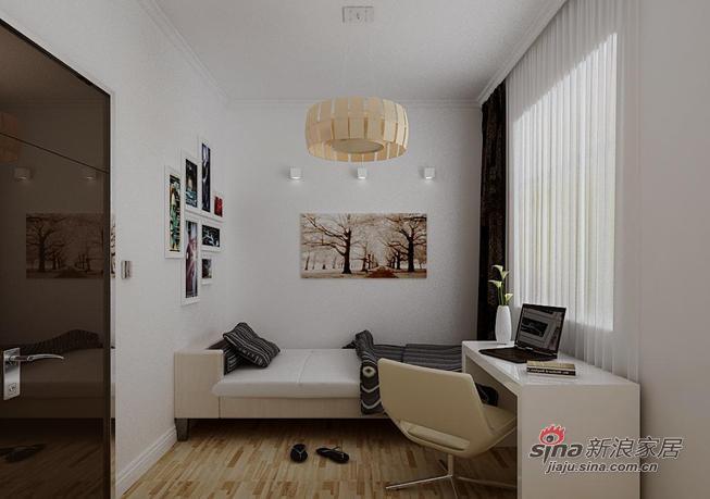 简约 二居 卧室图片来自用户2738813661在我的专辑940506的分享