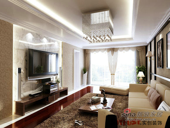 简约 四居 客厅图片来自用户2737759857在我的专辑786222的分享
