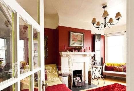 简约 复式 客厅图片来自用户2559456651在白头到老的新房54的分享
