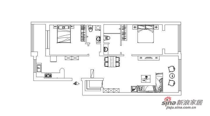 田园 二居 其他图片来自用户2737946093在8.1万打造田园风格的家【奥林小镇】76的分享