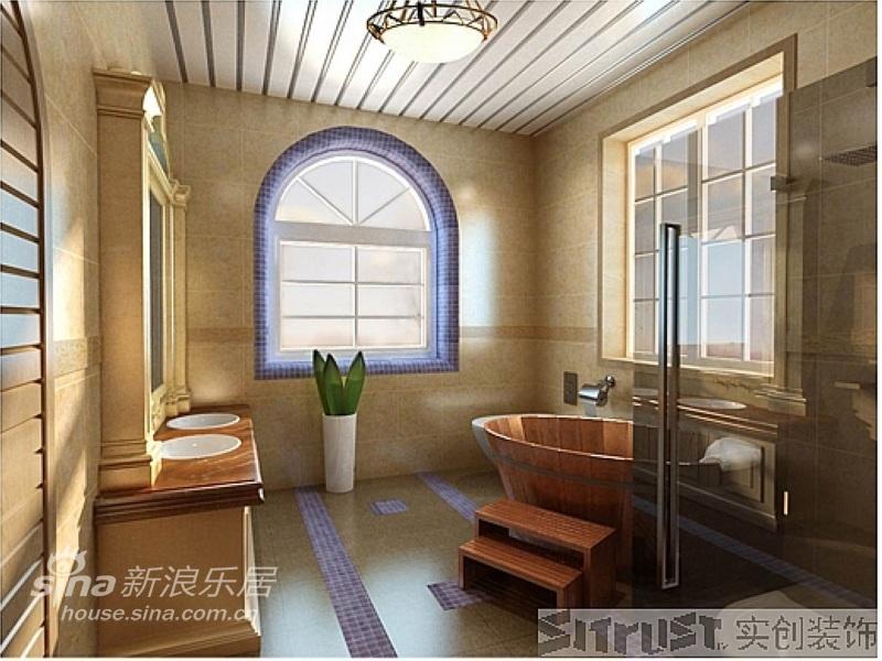 田园 别墅 卫生间图片来自用户2557006183在威尼斯花园欧式设计87的分享