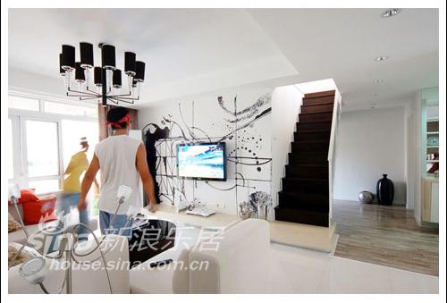 简约 二居 客厅图片来自用户2737950087在80狂想曲67的分享
