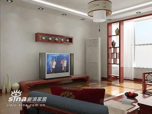 简约 三居 客厅图片来自用户2739378857在阔达装饰之奥林佳苑精美设计91的分享