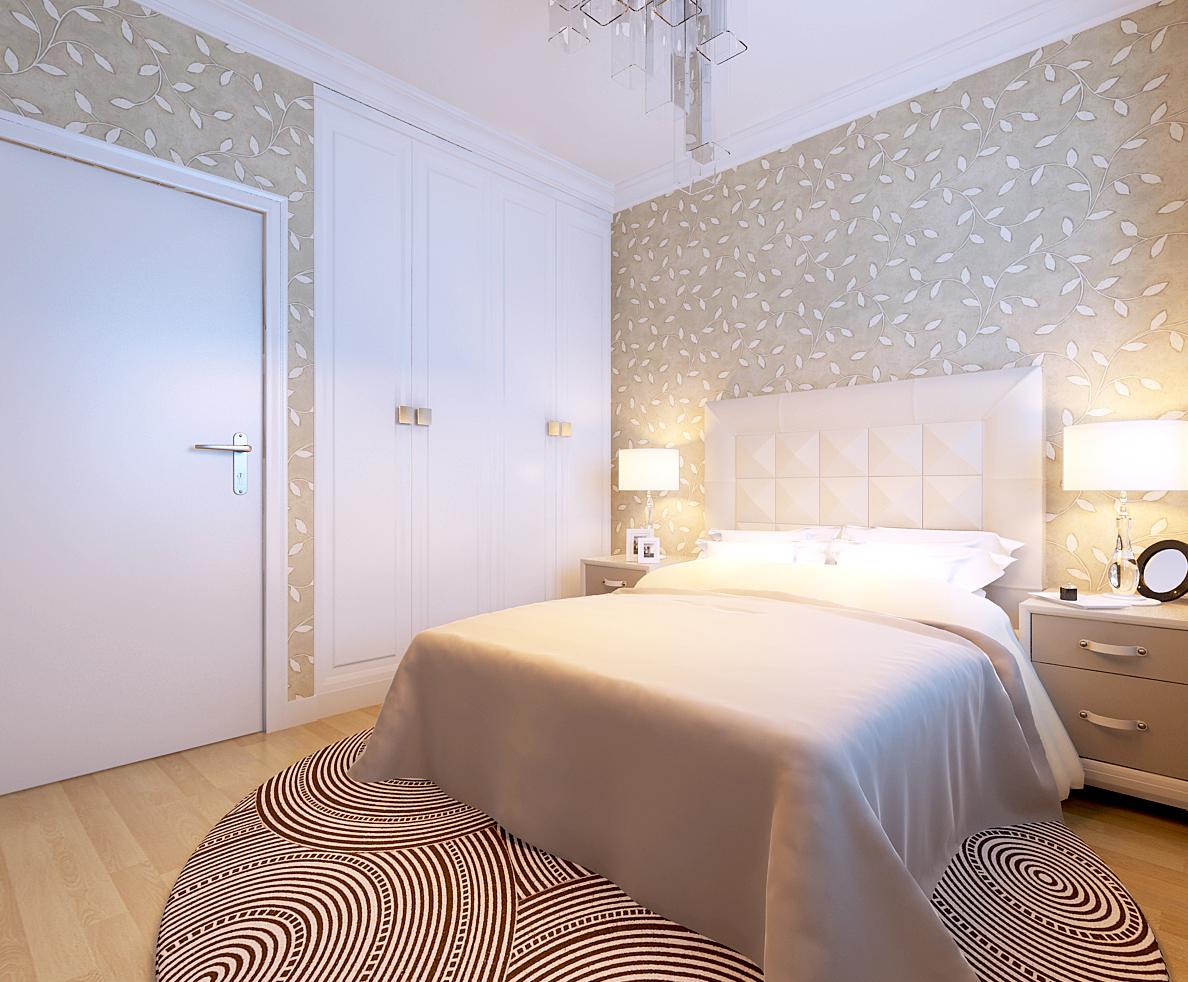 卧室 简约 现代 宜家 白色 床图片来自用户2746953981在高一度的享受 傲娇卧室的别样魅力的分享
