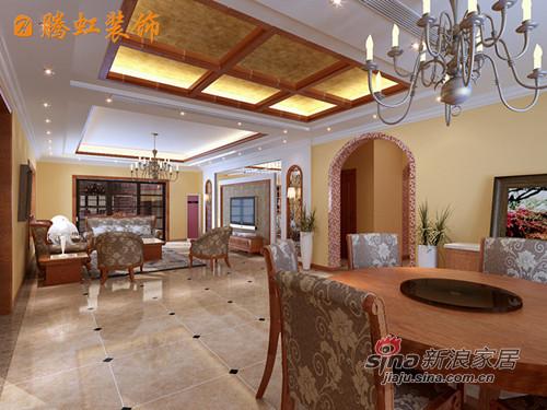 简约 三居 客厅图片来自用户2738813661在品质设计,品质家居95的分享