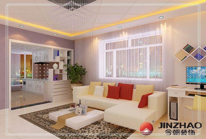 混搭 三居 客厅图片来自用户1907691673在6打造120平米时代奥城现代简约风范~64的分享