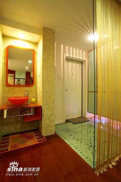 简约 复式 卫生间图片来自用户2737786973在一套住宅12的分享
