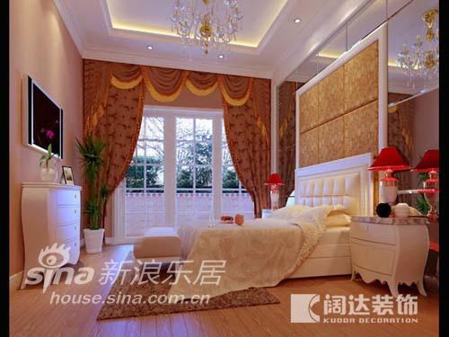 简约 三居 卧室图片来自用户2737786973在阔达装饰精美设计图49的分享