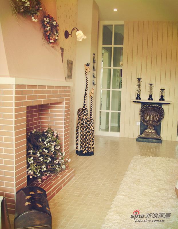 田园 二居 客厅图片来自用户2557006183在【高清】89平浪漫田园风格两居43的分享