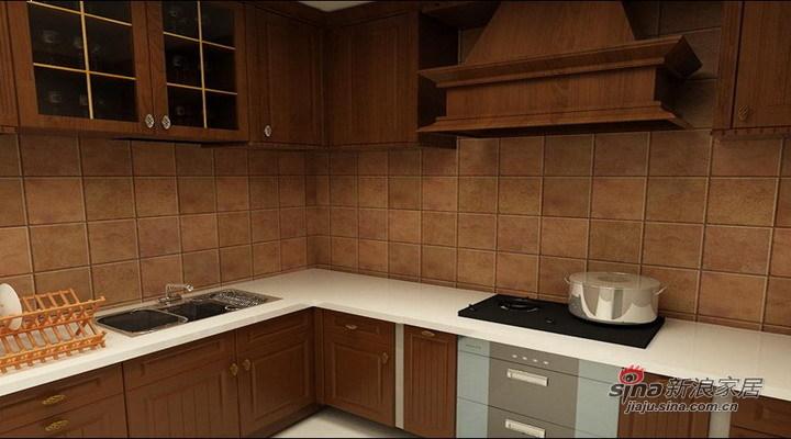 中式 三居 厨房图片来自用户1907659705在8.1W品味145P小奢华的繁荣【海富第五大道】53的分享