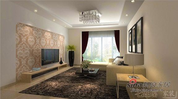 简约 三居 客厅图片来自用户2737782783在9万改造混搭梦想中的房子34的分享