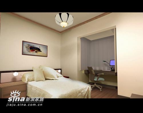 简约 二居 卧室图片来自用户2737950087在泰式风情19的分享