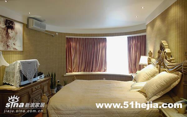 欧式 三居 卧室图片来自用户2557013183在欧式古典的温馨66的分享