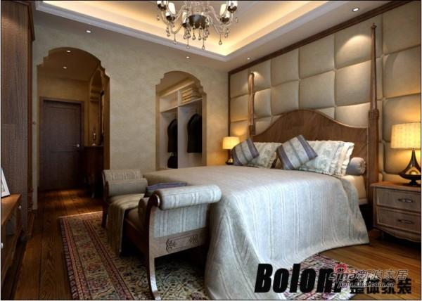 别墅装修 卧室设计