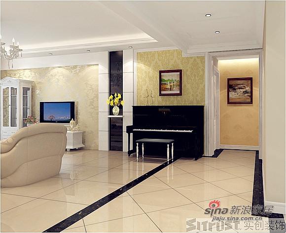简约 四居 客厅图片来自用户2738829145在华丽的宫殿却很自然97的分享