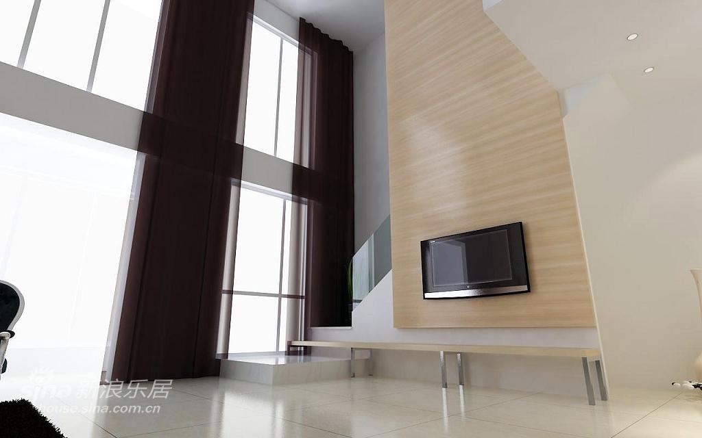 简约 别墅 客厅图片来自用户2738829145在混搭也不失大气风度17的分享