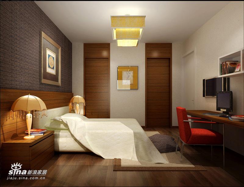 简约 二居 卧室图片来自用户2739153147在现代风格设计80的分享