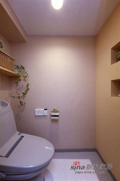 简约 三居 卫生间图片来自用户2745807237在78平日式清新简约家 单身白领的精致小家54的分享