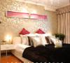风尚装饰样板间 主卧室