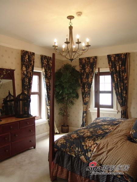 田园 复式 卧室图片来自用户2737791853在15.8万铸造清新田园简约型复式爱家49的分享