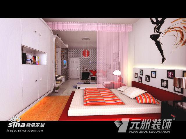 简约 一居 卧室图片来自用户2738813661在民岳家园42的分享