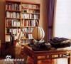 书房的布置吸引了所有来访者的眼光